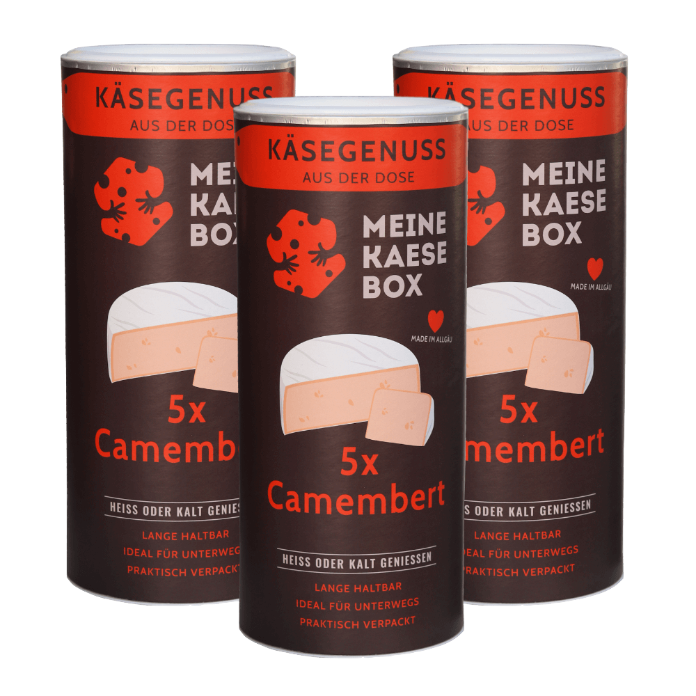 Meinekaesebox Camembert Set Produktbild